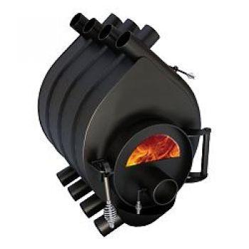 Газогенераторная печь АОГТ 00 со стеклом Везувий