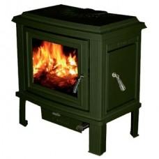 Печь Charleston C4-02, зеленый, эмаль (Cashin)