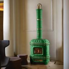 Печь Castellana, Green, L4, без колонны