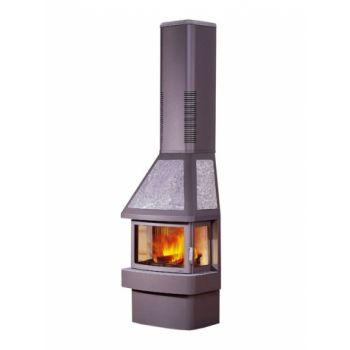 Печь-камин Contura 450 T:10