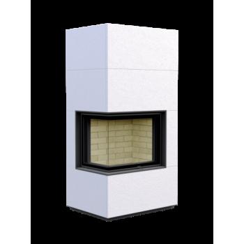 Печь-камин Astov APLIT П2С 700 L