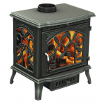 Чугунная отопительная печь Деметра Fireway