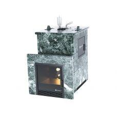 Печь для бани Easysteam Анапа М2 в полноценном кожухе