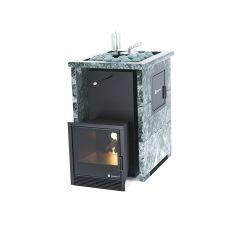 Печь для бани Easysteam Анапа М2 в трехстороннем кожухе с открытым верхом