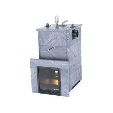 Печь для бани Easysteam Анапа в облицовке с боковым подключением