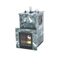 Печь для бани Easysteam Геленджик» М2 в полноценном кожухе