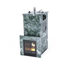 Печь для бани Easysteam  Геленджик М2 в полноценном кожухе с боковым подключением