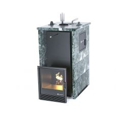 Печь для бани Easysteam Геленджик М2 в трехстороннем кожухе