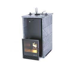 Печь для бани Easysteam Геленджик в трехстороннем кожухе