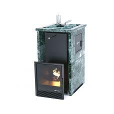 Печь для бани Easysteam Сочи М2 в трехстороннем кожухе с открытым верхом