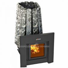 Печь для бани GRILL'D Cometa 350 Vega Window Max Stone