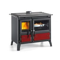 Кухонная плита на дровах с  духовкой La Nordica Milly