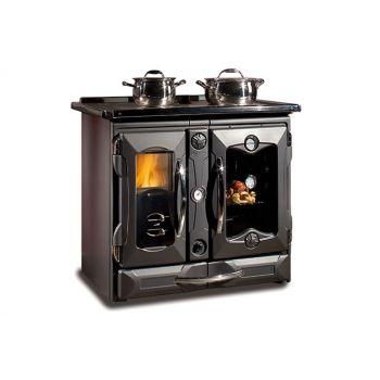Варочная печь La Nordica TermoSuprema Compact D.S.A черная