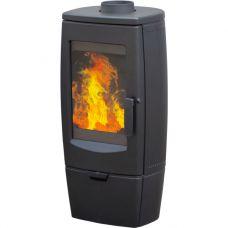 Печь-камин Plamen GALA, черная