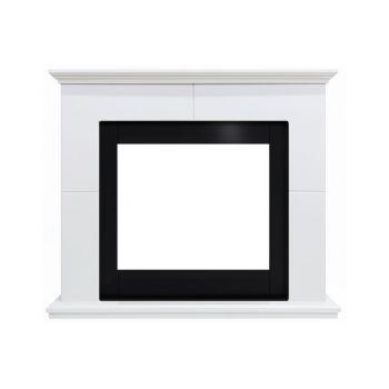 Каминокомплект Suite - Алебастр с очагом Vision 23 LED FX