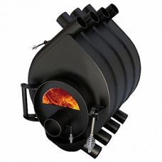 Отопительная печь АОГТ 01 со стеклом Везувий
